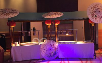 Hire Buffet Stations